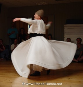 Whirling Dervish Trancedance